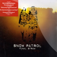 Front View : Snow Patrol - FINAL STRAW (LP) - polydor / 9866073