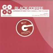 Front View : Black Coffee - GARDENS OF EDEN / TRIP TO LYON - Gogo Music / GOGO042
