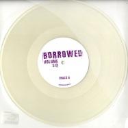 Front View : Da Sunlounge / Inland Knights - BORROWED VOL.6 (coloured 10inch) - Borrow06