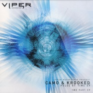 Front View : Camo & Krooked - SHORELESS / REALITY - Viper Recordings / vpr034