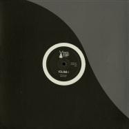 Front View : Giovanni Damico - VOLUME 1 - White Rabbit Recordings / WRR001