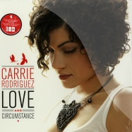 Front View : Carrie Rodriguez - LOVE AND CIRCUMSTANCE (LP + 180G) - Diverse Records / div032lp