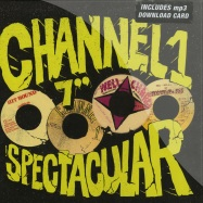 CHANNEL ONE (7 INCH BOX + MP3)
