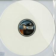 Front View : Dusty Kid / Le Dust Sucker - TUNING 09 (DAVE DK / REBOLLEDO RMXS) (WHITE VINYL) - Boxer 092