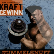 Front View : Rummelsnuff - KRAFTGEWINN (LP) - Out Of Line / out645