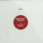 Front View : Juergen Paape - TRIUMPH (MIKE INK REMIX) - Kompakt 01 RSD
