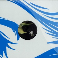 Front View : Lars Wickinger - SHIFTER EP - So What Music / SWM011
