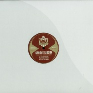 Front View : Groove Riddim - RIDE THE RIDDIMS 1 - Wax Classic / WXC013