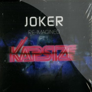 RE:IMAGINED PT 1 (CD)