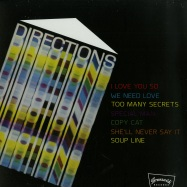 Front View : Directions & Directions Band - DIRECTIONS (LP) - Brunswick / BL754209