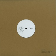 Front View : Echoton - ONEIRONAUT EP (VINYL ONLY) - Yarn Records / Yarnltd003