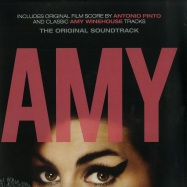 Front View : Amy Winehouse, Antonio Pinto - AMY O.S.T. (2X12 LP) - Island / 4765739