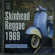 Front View : Various Artists - SKINHEAD REGGAE 1969 (CD) - Kingston Sounds / KSCD064
