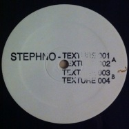 Front View : Stephno - TEXTURE - SC.Records / SC001