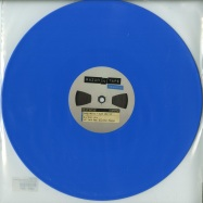 Front View : Body Music - JUST ONE EP (BLUE COLOURED VINYL) - Razor-N-Tape Reserve / RNTR016