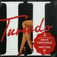 Front View : Tuxedo (Mayer Hawthorne & Jake One) - TUXEDO II (CD) - Stones Throw / STH2382CD