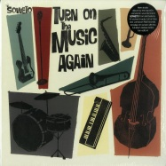 Front View : Soweto - TURN ON THE MUSIC AGAIN (LP + CD) - Liquidator Music / LQ 101-2017