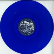 Front View : Alphonse - TRIBES OF ATLANTIS EP (COLOURED VINYL) - Klasse Wrecks / Wrecks015