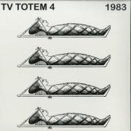 Front View : Tv Totem - TV TOTEM 4 - Orbeatize / ORB 08