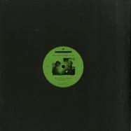 Front View : Riva Starr & Green Velvet - KEEP PUSHIN (HARDER) - Snatch! Records / Snatch100