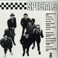 Front View : The Specials - SPECIALS (180G LP) - Chrysalis Records / 825646336050