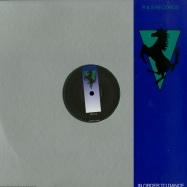 Front View : DJrum - BROKEN GLASS ARCH - R&S Records / RS1715