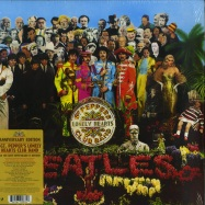 Front View : The Beatles - SGT. PEPPERS LONELY HEARTS CLUB BAND - ANNIVERSARY EDITION (LP) - Universal / 6709834