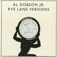 Front View : Al Dobson jr. - rye lane versions - Rhythm Section International / RS002