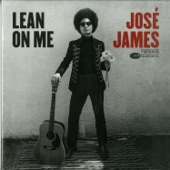 Front View : Jose James - LEAN ON ME (2X12 LP) - Blue Note / 602567737360