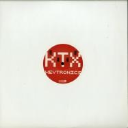 Front View : Keytronics - FOUR HOUSE TRACKS EP - Kaleidofon / KAL01