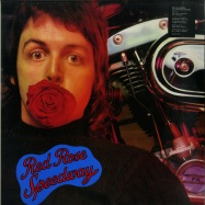 Front View : Paul McCartney And Wings - RED ROSE SPEEDWAY (180G 2LP + MP3) - Universal / 6772113