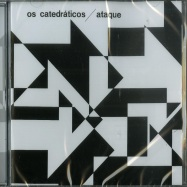 Front View : Os Catedraticos - ATAQUE (CD) - Far Out Recordings  / FARO207CD