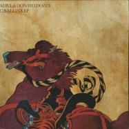 Front View : Adiel / Donato Dozzy - CAVALLINA EP - Danza Tribale Italy / DNZT005