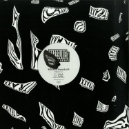 Front View : Implosive Inc. - MIRAHs Outside Ep (incl SIT Remix) - Pressure Traxx / PTX024