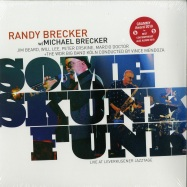 Front View : Randy Brecker & Michael Brecker - SOME SKUNK FUNK (2LP) - BHM Productions / BHM 1004-1