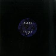 Front View : KMRU - ERASED EP - Byrd Out / BYR017