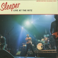 Front View : Sleeper - LIVE AT THE RITZ (LTD COLOURED VINYL) - Gorsky Records / SLEEP21