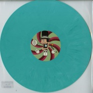 Front View : Guy From Downstairs - GFD001 (GREEN WHITE MARBLED / VINYL ONLY) - GFD / GFD001C
