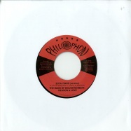 Front View : The Band Of Enlightenment Reason & Love - ZOTA YINNE (VERSION) (7 INCH) - Philophon / PH45022
