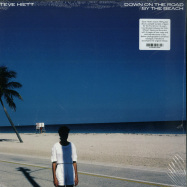 Front View : Steve Hiett - DOWN ON THE ROAD BY THE BEACH (LP) - Be With Records / Efficient Space / ES10/BEWITH61LP