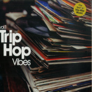 Front View : Various Artists - TRIP HOP VIBES VOL.1 (3CD) - Wagram / 3370342 / 05179352