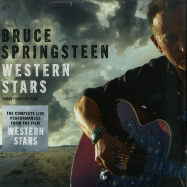 Front View : Bruce Springsteen - WESTERN STARS - SONGS FROM THE FILM (2LP) - Sony / 19075997081