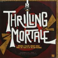 Front View : I Marc 4 - THRILLING MORTALE (LP) - Vampisoul / VAMPI192LP / 00137644