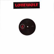Front View : Manuk / Kepler / Ac130 / Otis - LONEWOLF 004 (140 G VINYL) - Lonewolf / Lonewolf 004