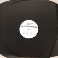 Front View : Juliche Hernandez - EP / ALVARO MEDINA RMX - Djebali / DJEBPR012