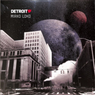 Front View : Mirko Loko - DETROIT LOVE 4 (2LP + CD) - Planet E / PEDL4LP / 05200721