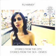 Front View : PJ Harvey - STORIES FROM THE CITY,STORIES?-DEMOS (VINYL) - Island / 0898543
