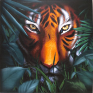 Front View : A Vision Of Panorama - UNIQUE TIGER (LP) - Mellophonia / MLPHEP 13LP