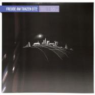 Front View : Taron-Trekka - BLACK MAGIC EP - Freude am Tanzen / FAT072