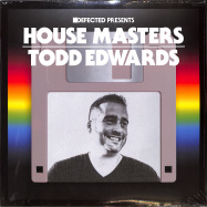 Front View : Tood Edwards - HOUSE MASTERS (2LP) - Defected / HOMAS33LP